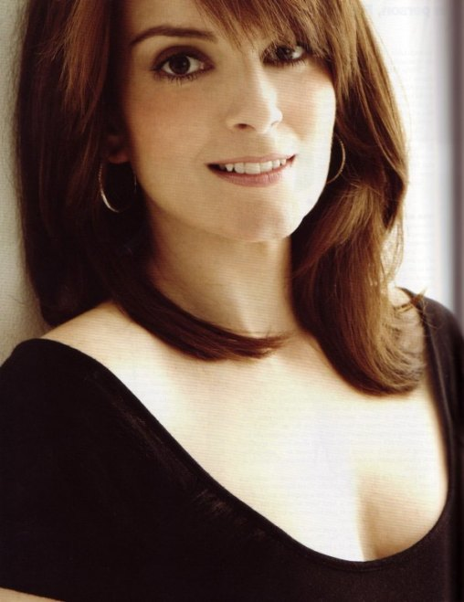 The witty and smart Tina Fey
