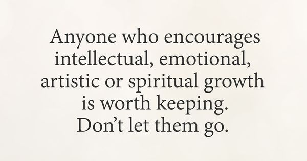 encourages growth