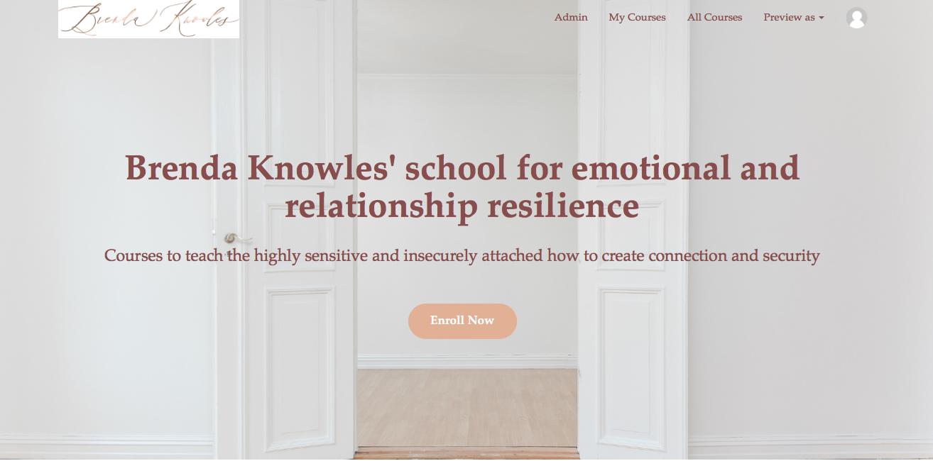 brenda knowles online school