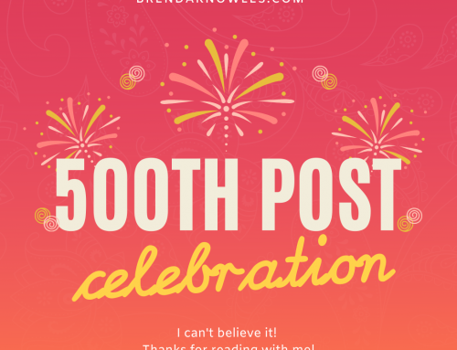 500th Post!! When Something Changes Your Life's Course