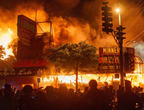In Minneapolis: Riots the Language of the Unheard