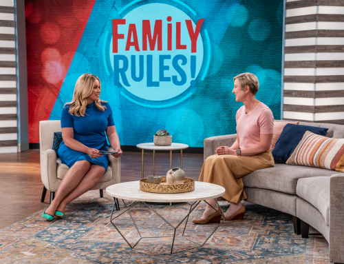 How to Support and Respect an Introvert: A Family Rules! TV Interview