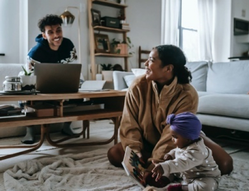 How You Can Be Supportive of Introverted First Time Parents